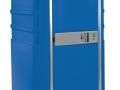 """Toilettenkabine """"Fleet"""" blau"""