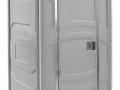 "Toilettenkabine ""PJN3"" grau"