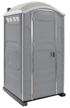 Baustellen-Toilettenkabine-Dunkelgrau-mieten-nuernberg